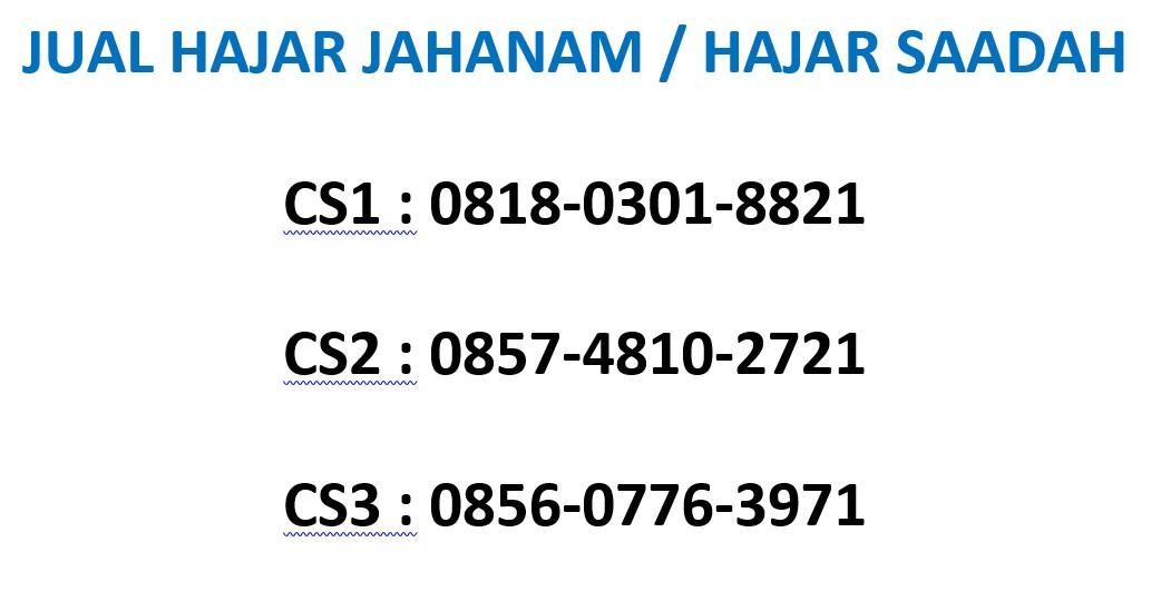 Toko Jual Hajar Jahanam SUKABUMI JAWA BARAT